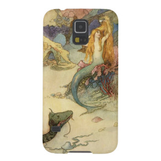 The Mermaid Samsung Galaxy S5 Case