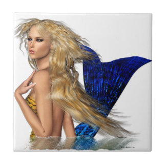 The Mermaid Tile
