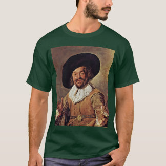 The Merry Drinker. By Frans Hals T-Shirt