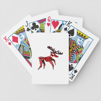 The Messenger Bicycle Playing Cards