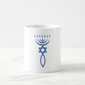 The Messianic Jewish Seal of Jerusalem Coffee Mug