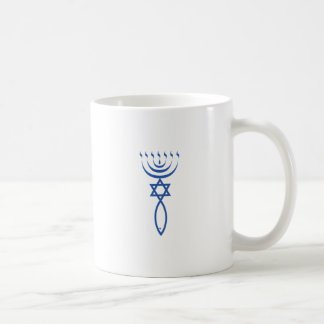The Messianic Jewish Seal of Jerusalem Coffee Mug
