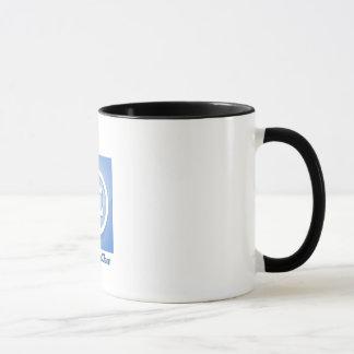 The Messianic Study Mug (black rim)