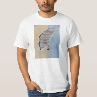 The Meta-Comedy by: Aaron Andrew Delcourt T-Shirt