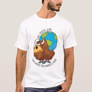 the meta yak — carrying the world T-Shirt
