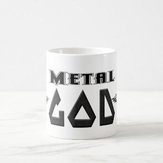 THE METAL MUG
