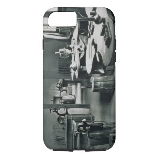 The Metal Workshop, from the Workshops of the Bauh iPhone 7 Case
