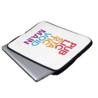 The Method Laptop Sleeve