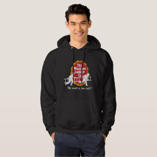 The Mexican Ladder Company Official Black Hoodie