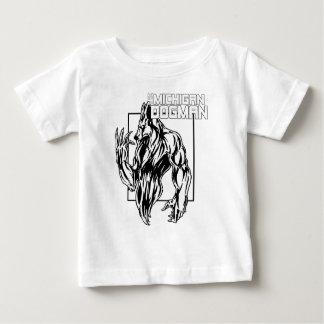 The Michigan Dogman Baby T-Shirt