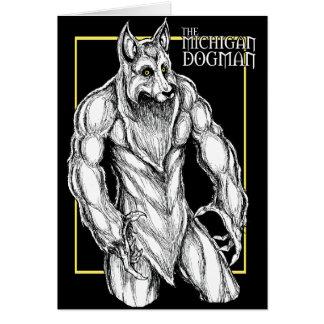 The Michigan Dogman Card