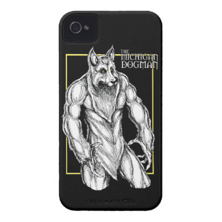 The Michigan Dogman iPhone 4 Cover