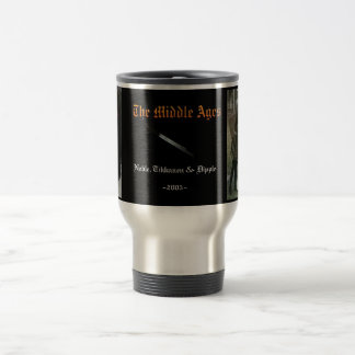 The Middle Ages Traveling Mug - Customized