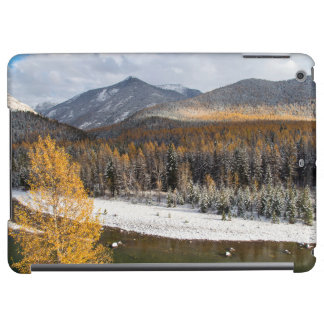 The Middle Fork Of The Flathead River iPad Air Case