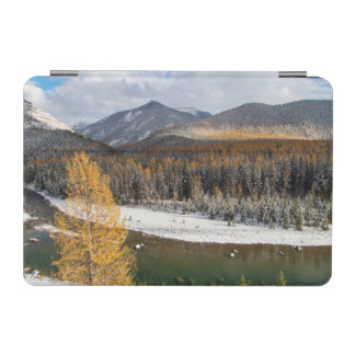 The Middle Fork Of The Flathead River iPad Mini Cover