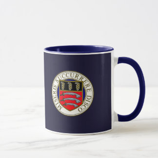 The Middlesex Hospital Dead Ants Mug (Left)