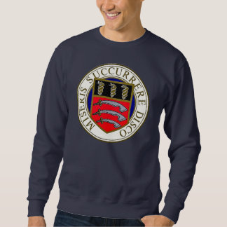 The Middlesex Hospital sweatshirt - Large Logo -