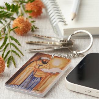 The Midnight Hour Keychain