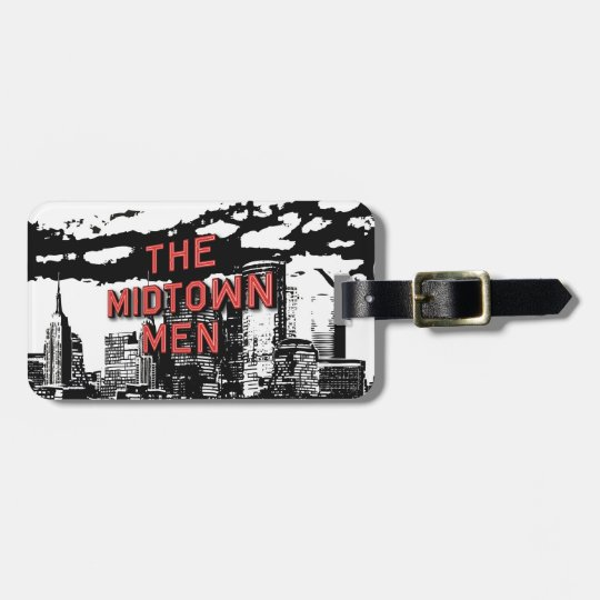 THE MIDTOWN MEN - LUGGAGE TAG