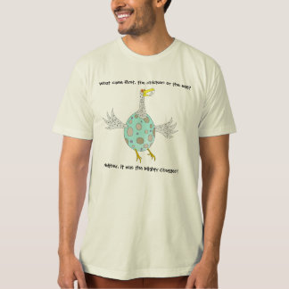 The Mighty Cheggen Organic T-Shirt