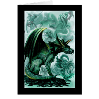 The Mighty Dragon Card
