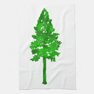 The Mighty Fortress Kitchen Towel