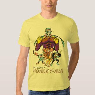 The Mighty Monkey-Men Tee