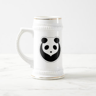 The Mighty Panda 18 Oz Beer Stein