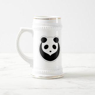 The Mighty Panda 18 Oz Beer Stein