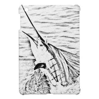the mighty sailfish iPad mini cover