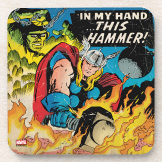 The Mighty Thor Comic #120 Coaster