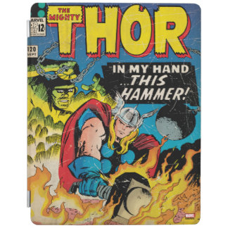 The Mighty Thor Comic #120 iPad Cover
