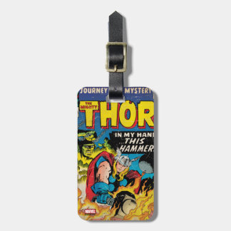 The Mighty Thor Comic #120 Luggage Tag