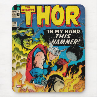 The Mighty Thor Comic #120 Mouse Pad