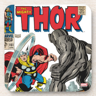 The Mighty Thor Comic #151 Coaster