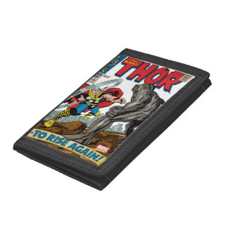 The Mighty Thor Comic #151 Tri-fold Wallets