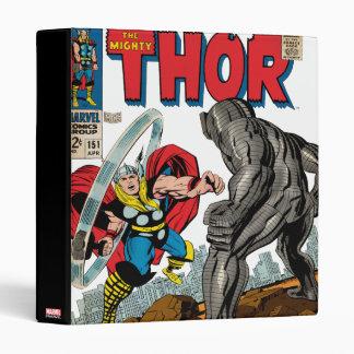 The Mighty Thor Comic #151 Vinyl Binder