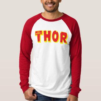 The Mighty Thor Logo Tshirt