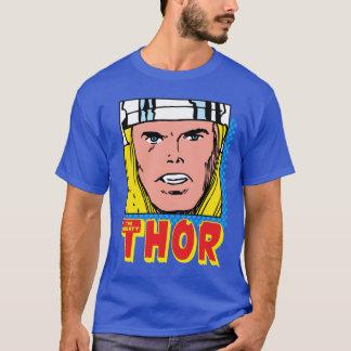 The Mighty Thor Retro Comic Icon T-Shirt