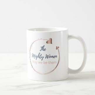 The Mighty Women mug ~ Mahatma Ghandi