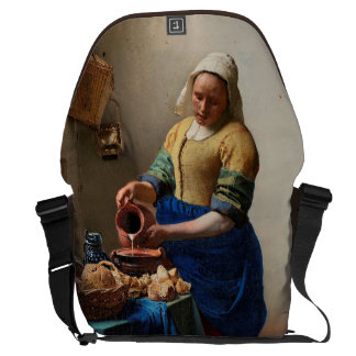 THE MILKMAID COURIER BAGS