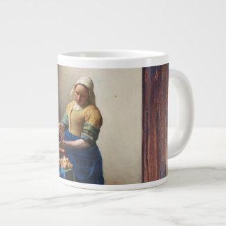 THE MILKMAID LARGE COFFEE MUG