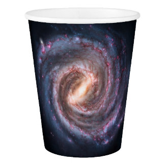 The Milky Way Paper Cup