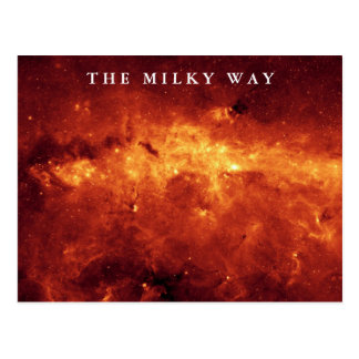 The Milky Way Postcard