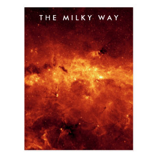 The Milky Way Postcard