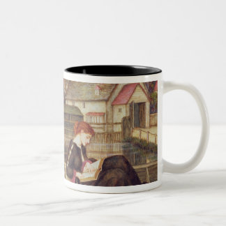 The Mill (w/c) Two-Tone Coffee Mug