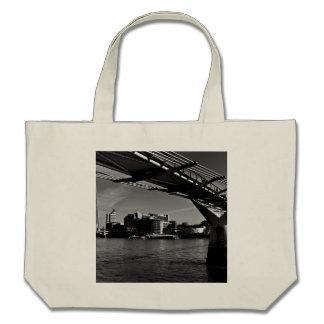 The Millenium Bridge Canvas Bag