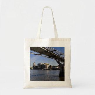 The Millenium Bridge Budget Tote Bag