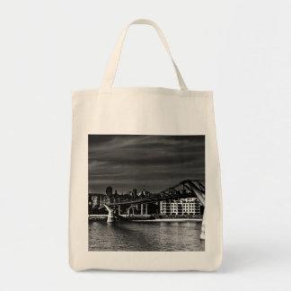 The Millennium Bridge Canvas Bags