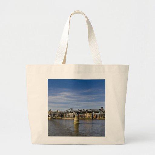 The Millennium Bridge Tote Bag